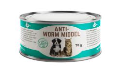 100% Natuurlijk Anti-Worm Middel 150g Single Pack